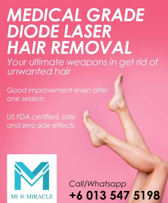 MI Miracle Hair Removal