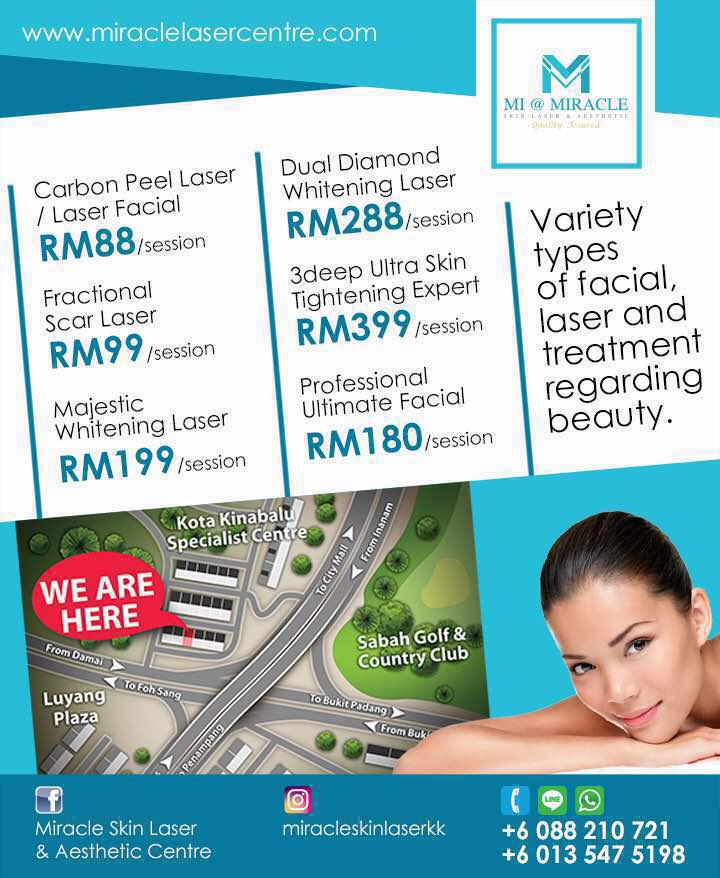 Miracle Facial and Laser Treatment Centre KK