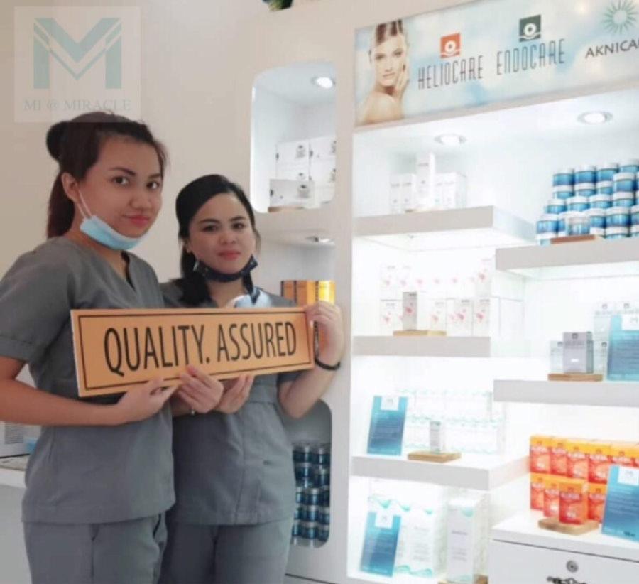 Miracle Laser Centre Our Nurses