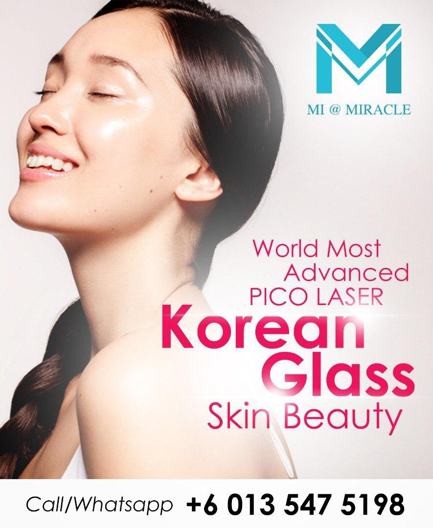 Miracle Laser Centre Korean Skin Beauty