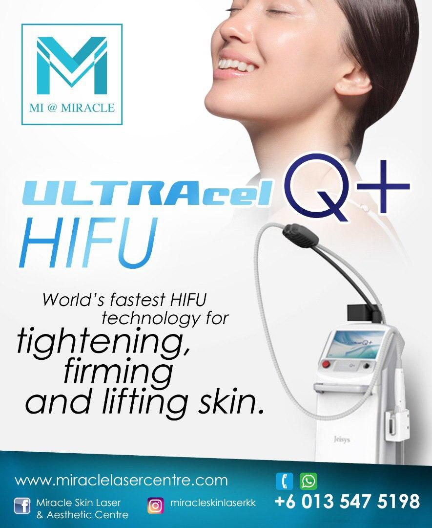 Miracle Laser Centre Ultra Q+