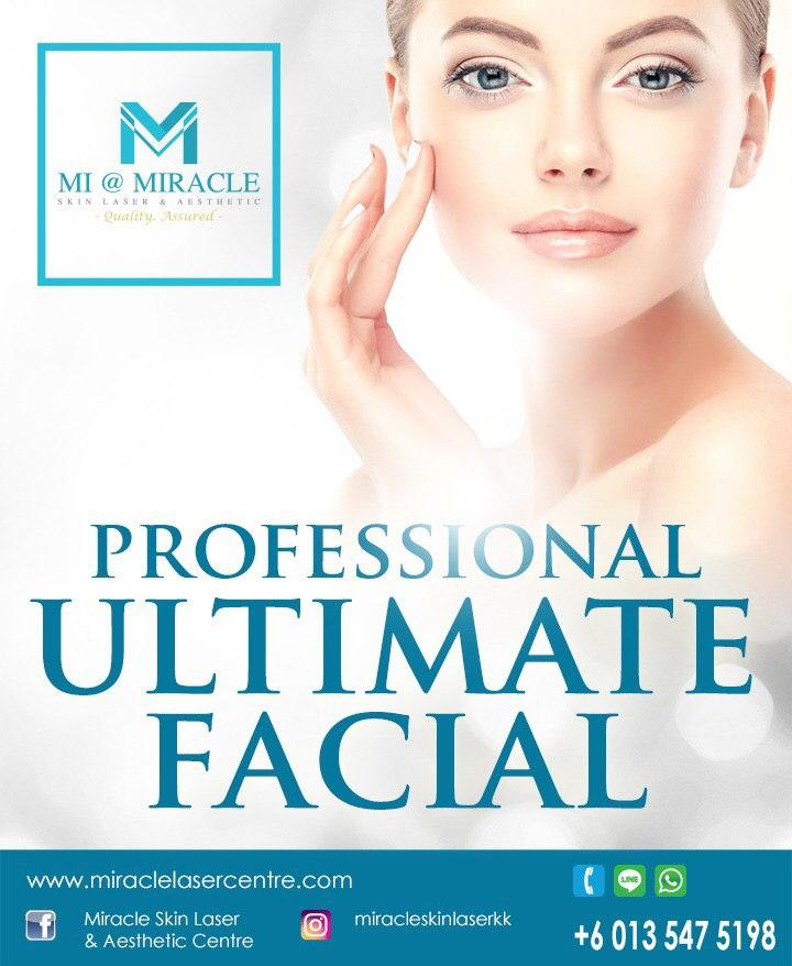 Miracle Laser Centre Pro Ultimate Facial
