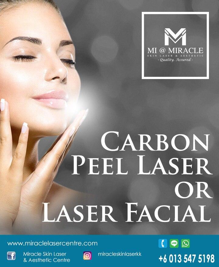 Miracle Laser Centre Carbon Peel Laser