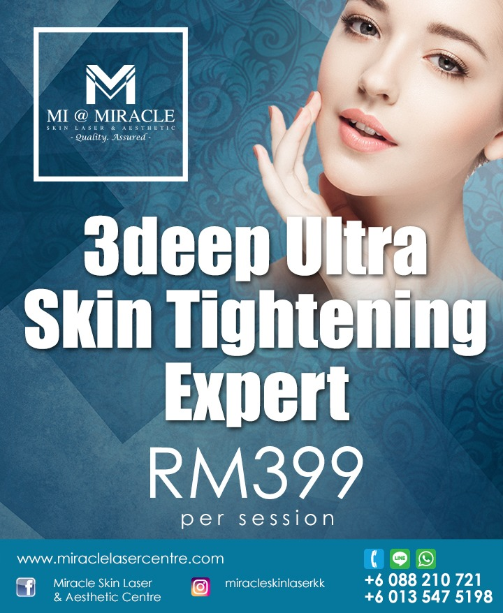 3Deep Ultra Skin Tightening Laser MI Centre