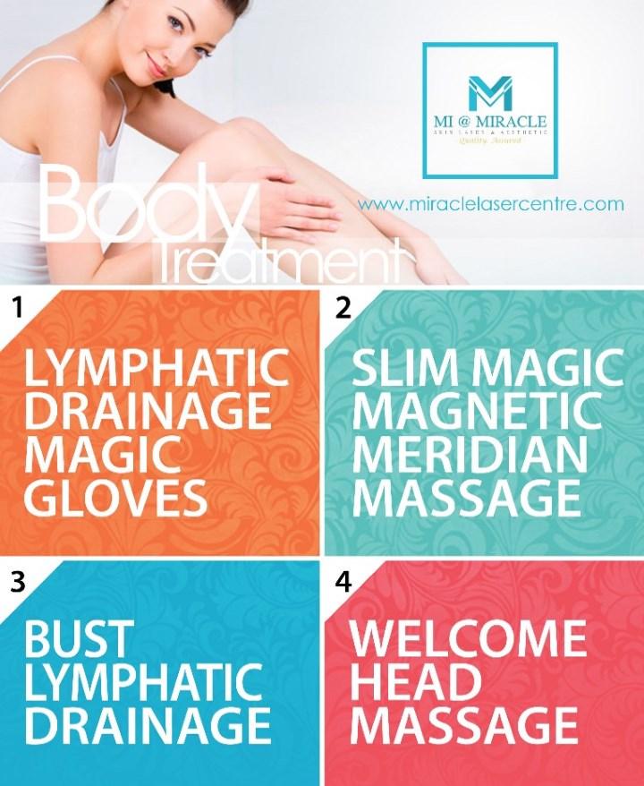 Body Treatments Miracle Centre KK