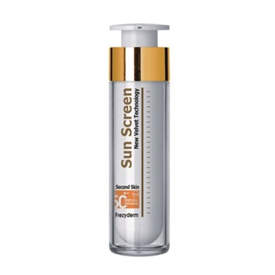 Frezyderm Sunscreen Velvet Face SPF50