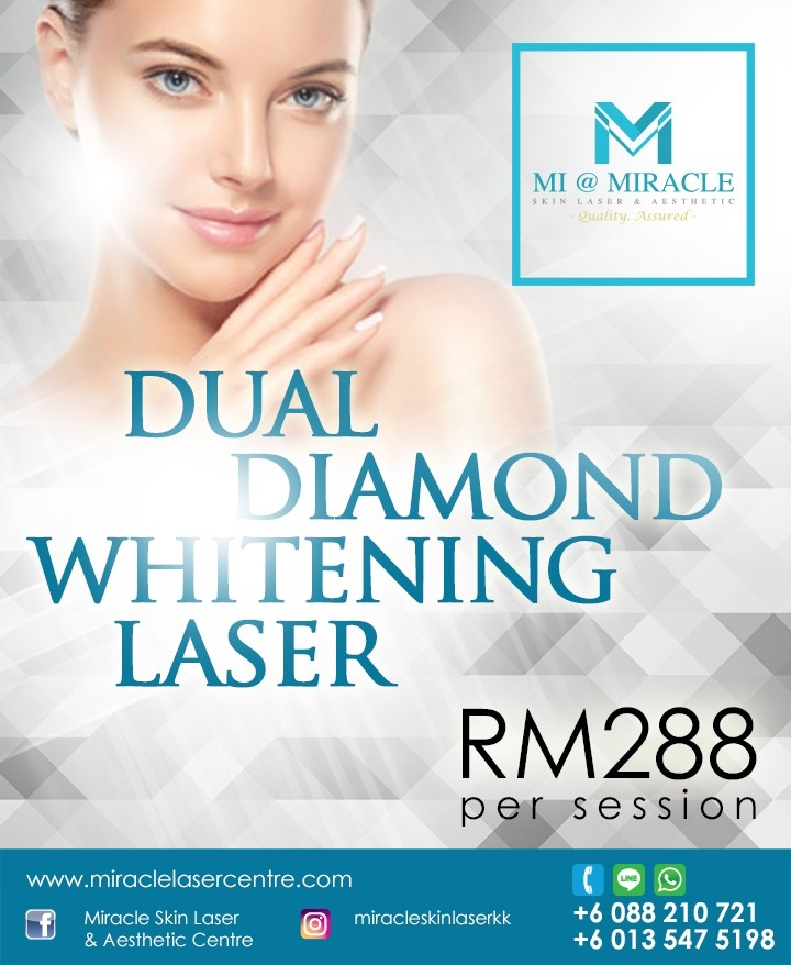 Whitening Laser Facial MI Centre