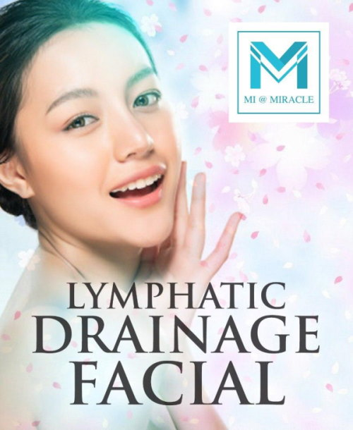 MI Lymphatic Drainage Facial