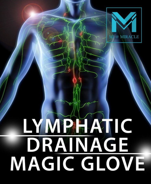 Miracle Laser Centre Lymphatic Drainage Magic Glove