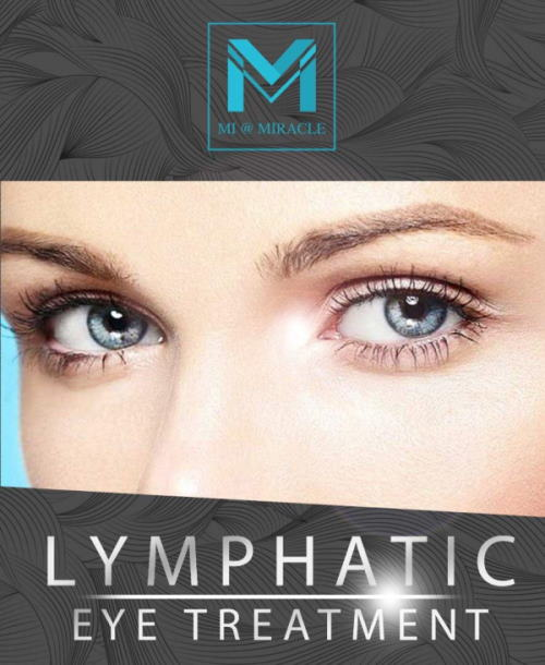 Miracle Laser Centre Lymphatic Eye Treatment
